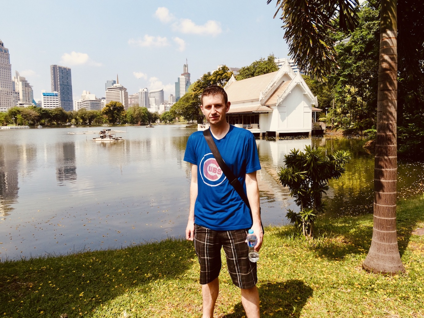 Visit Bangkok Lumpini Park.