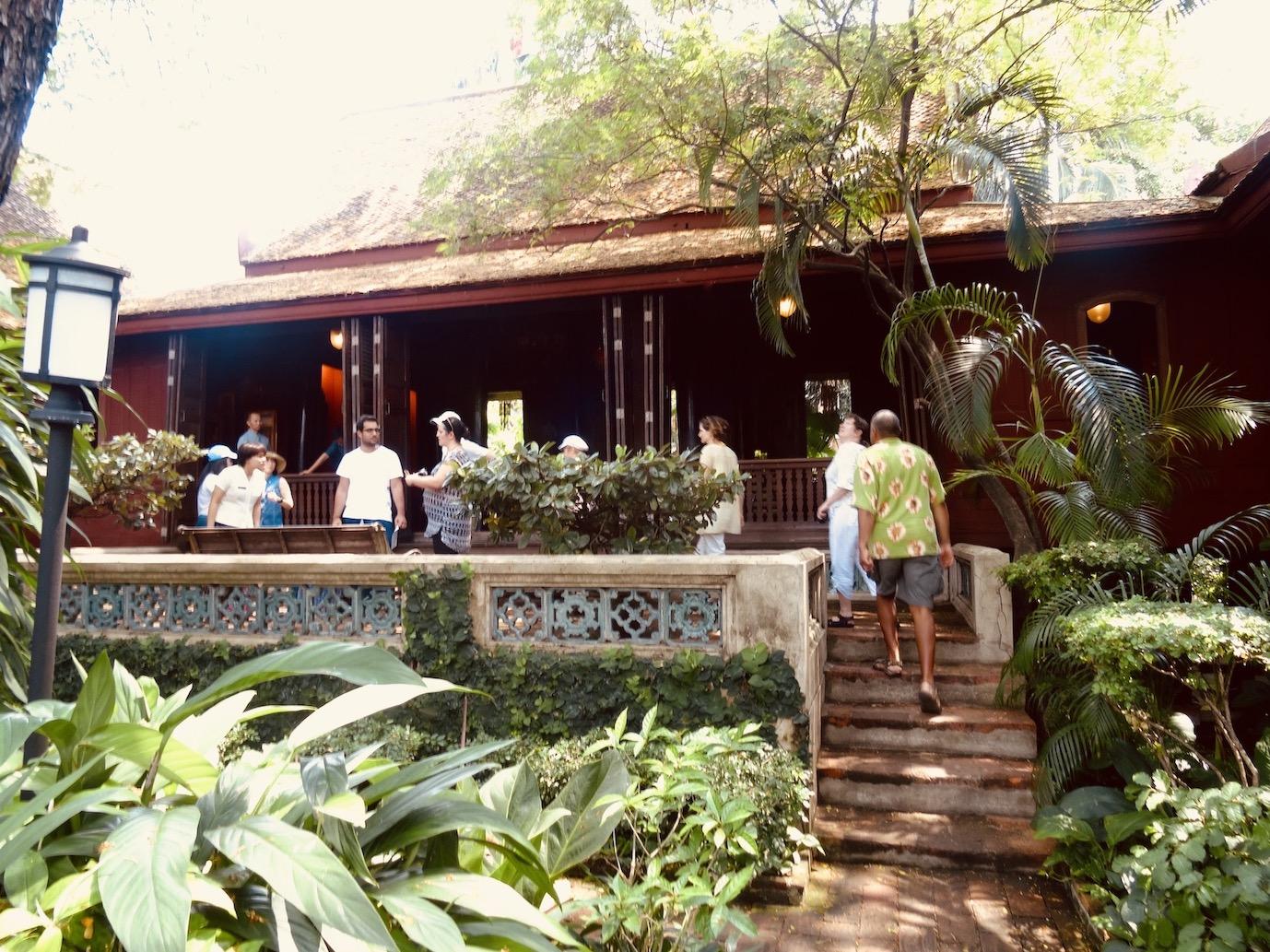 Visit Jim Thompson House Bangkok.