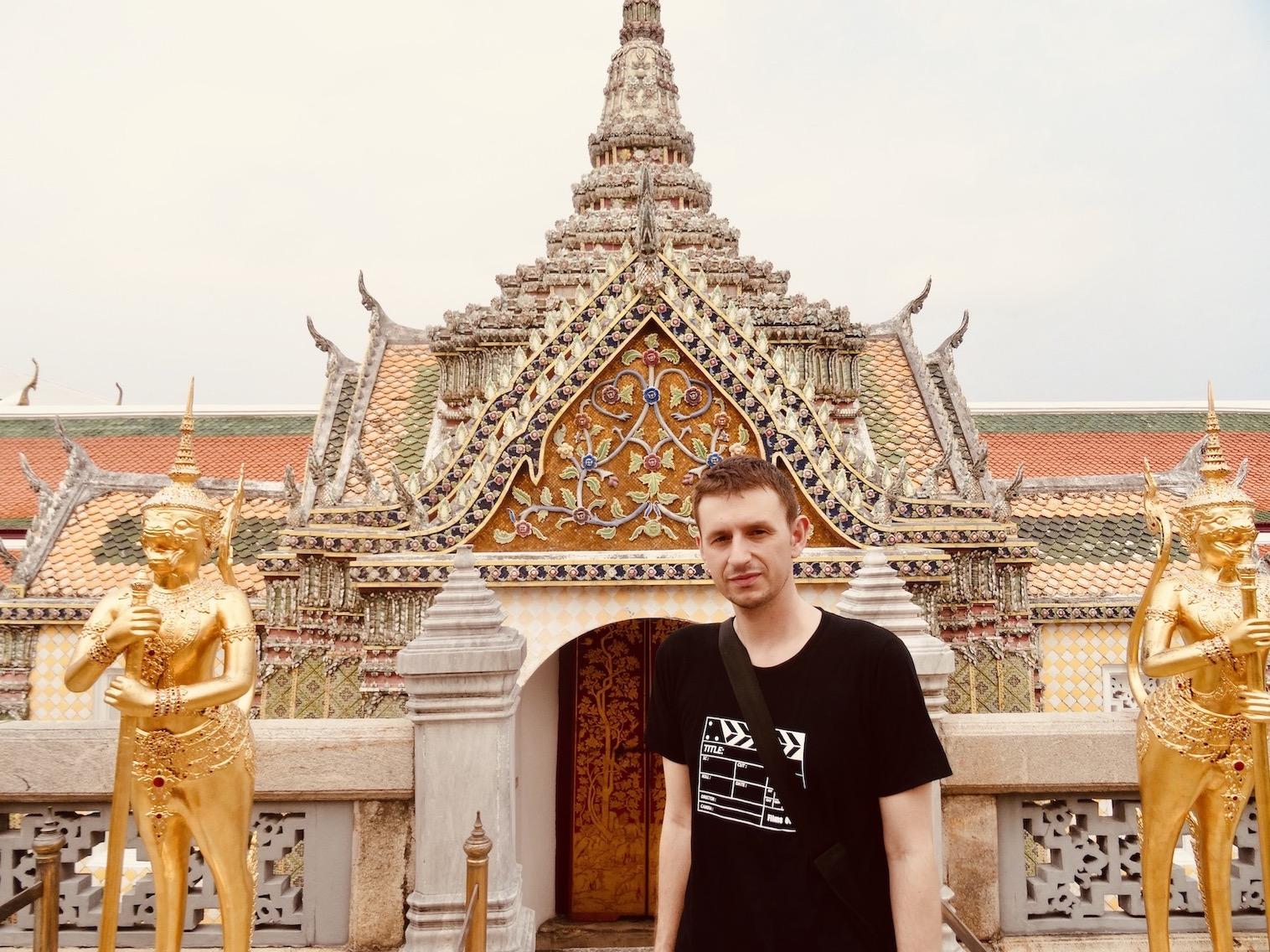 Visit Thailand The Grand Palace Bangkok