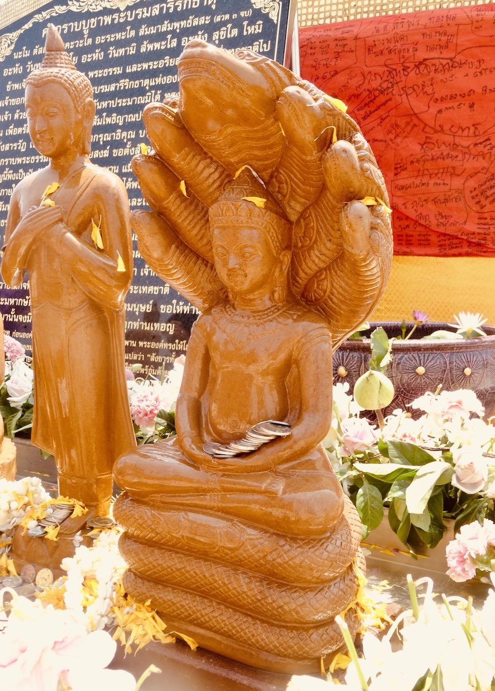 Wat Saket Golden Mount Temple Bangkok