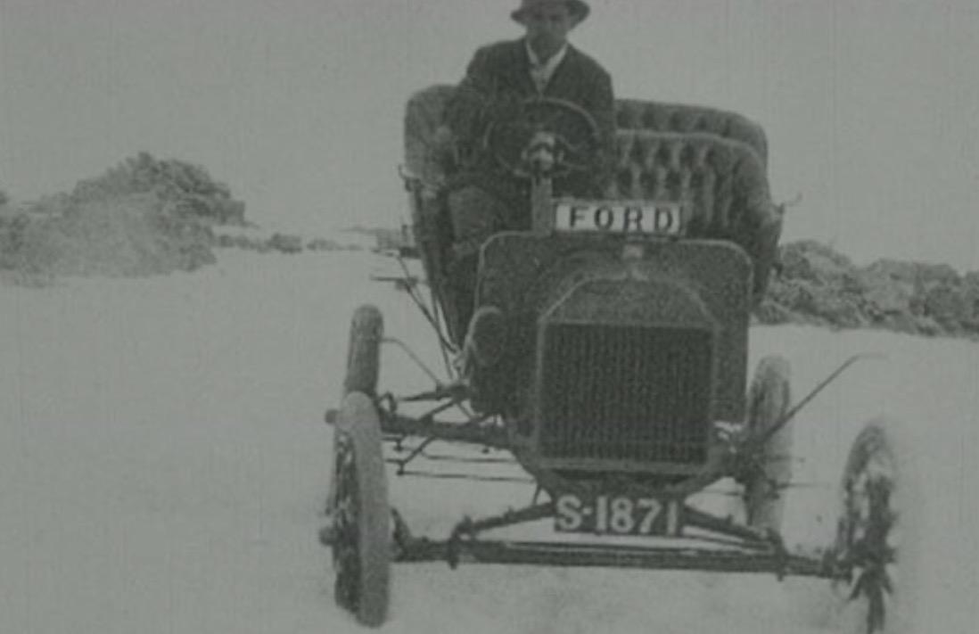 Ford Model T Ben Nevis 1911.