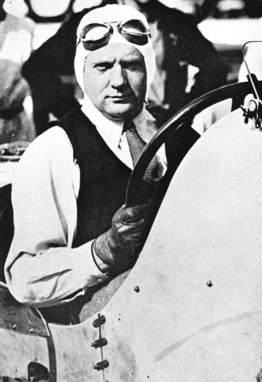 John Cobb Racing Driver.