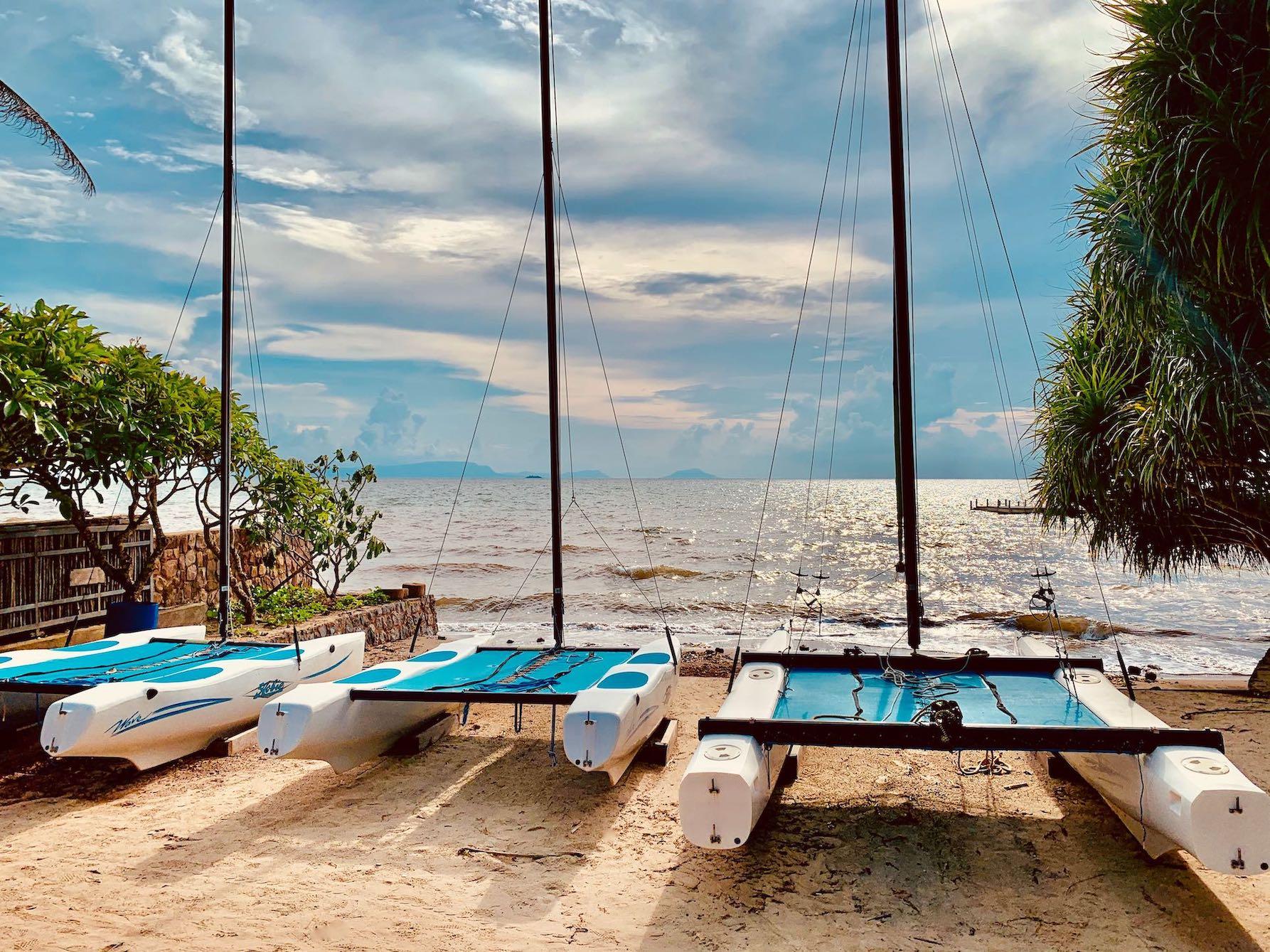 Kep Sailing Club.
