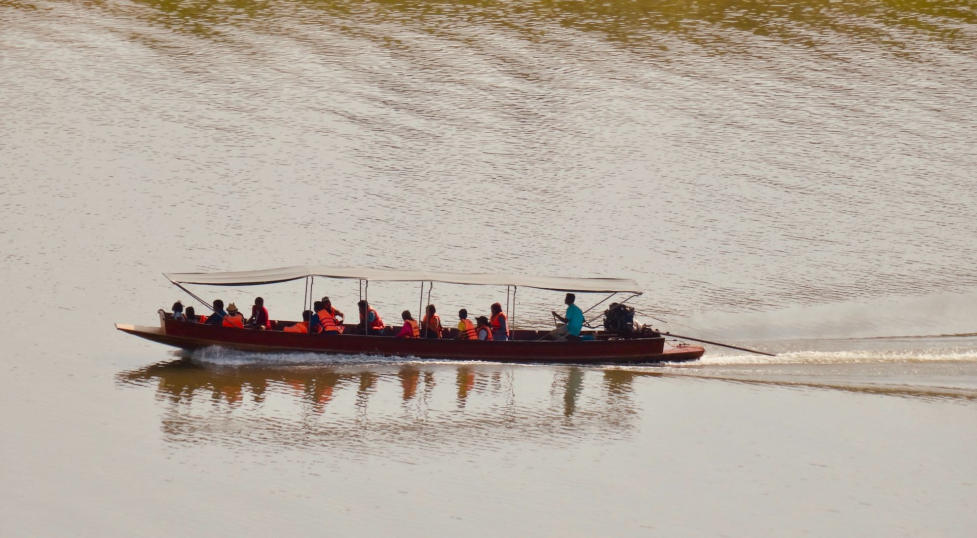 Khao Laem Reservoir Sangkhlaburi