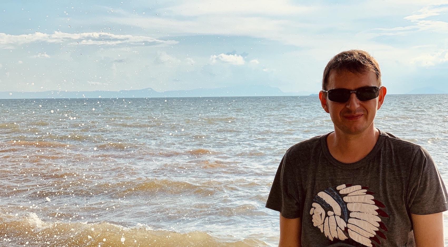 Leighton Travels Kep Cambodia.