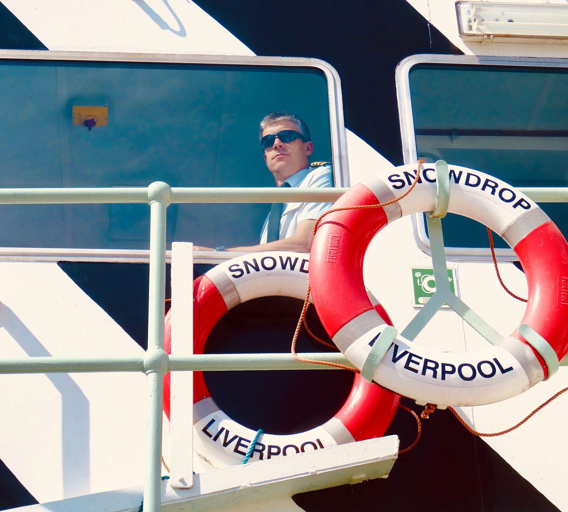 MV Snowdrop Liverpool.