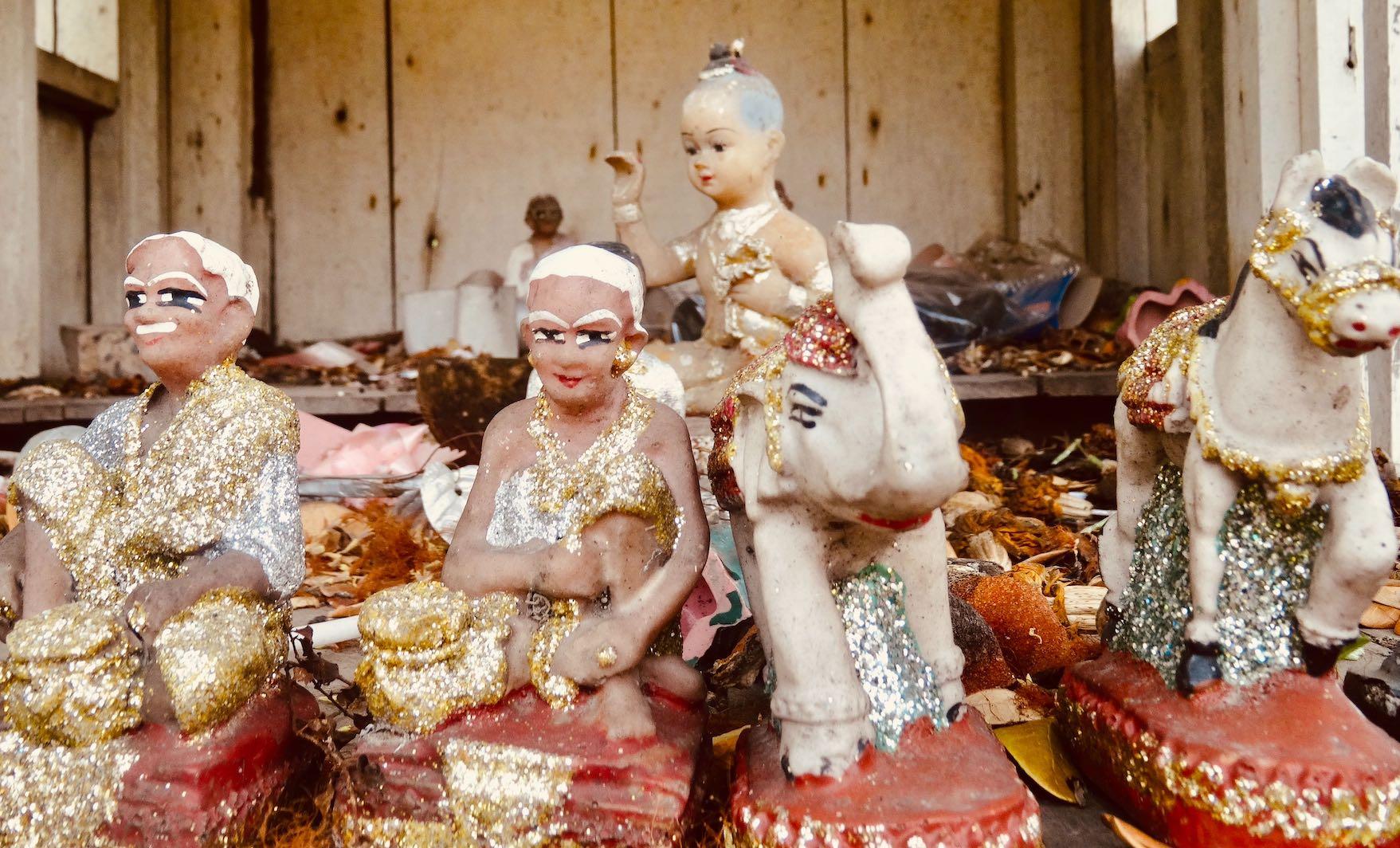 Miniature Buddhas Ayutthaya Historical Park