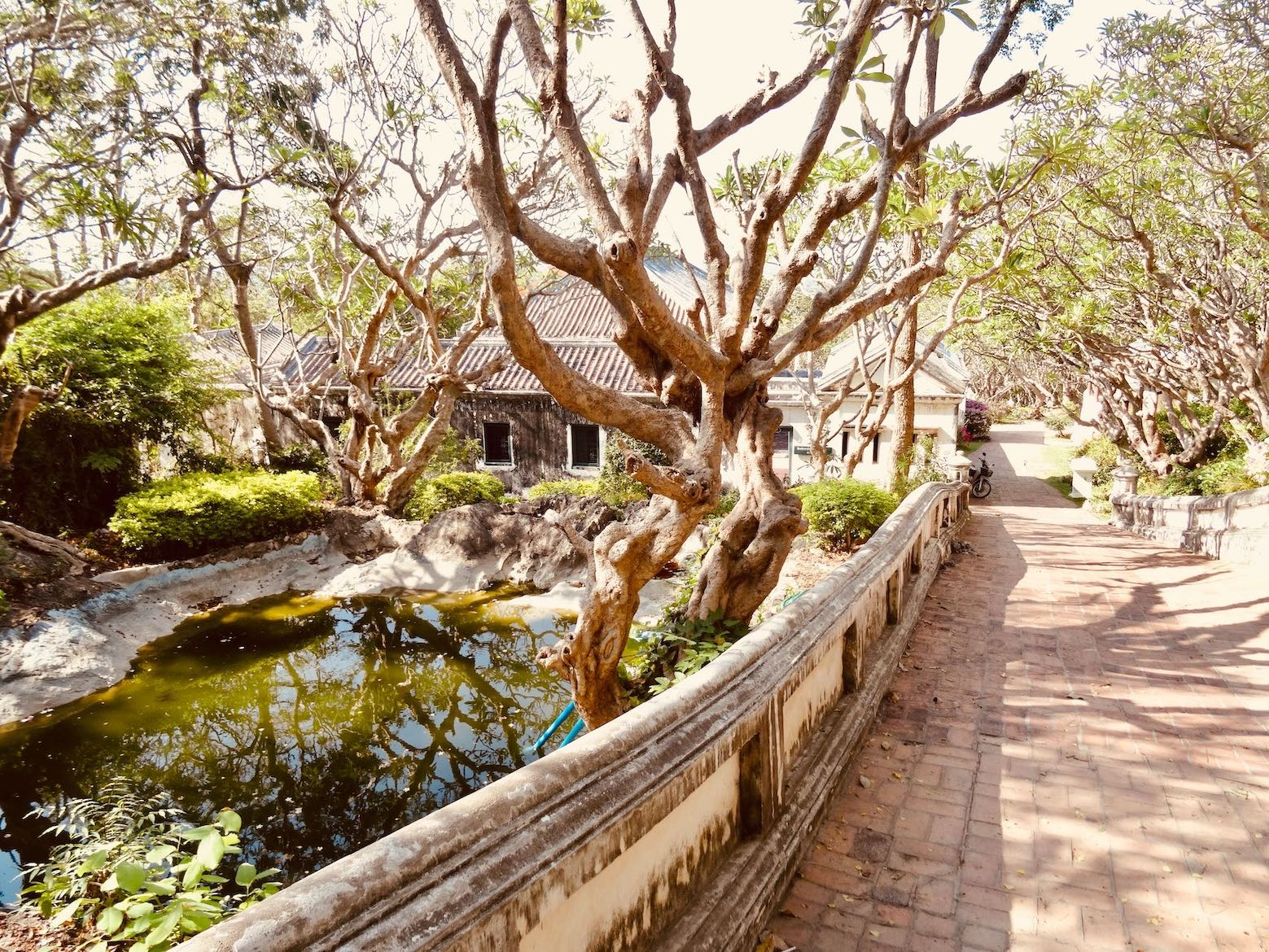 Phra Nakhon Khiri Historical Park Phetchaburi Thailand