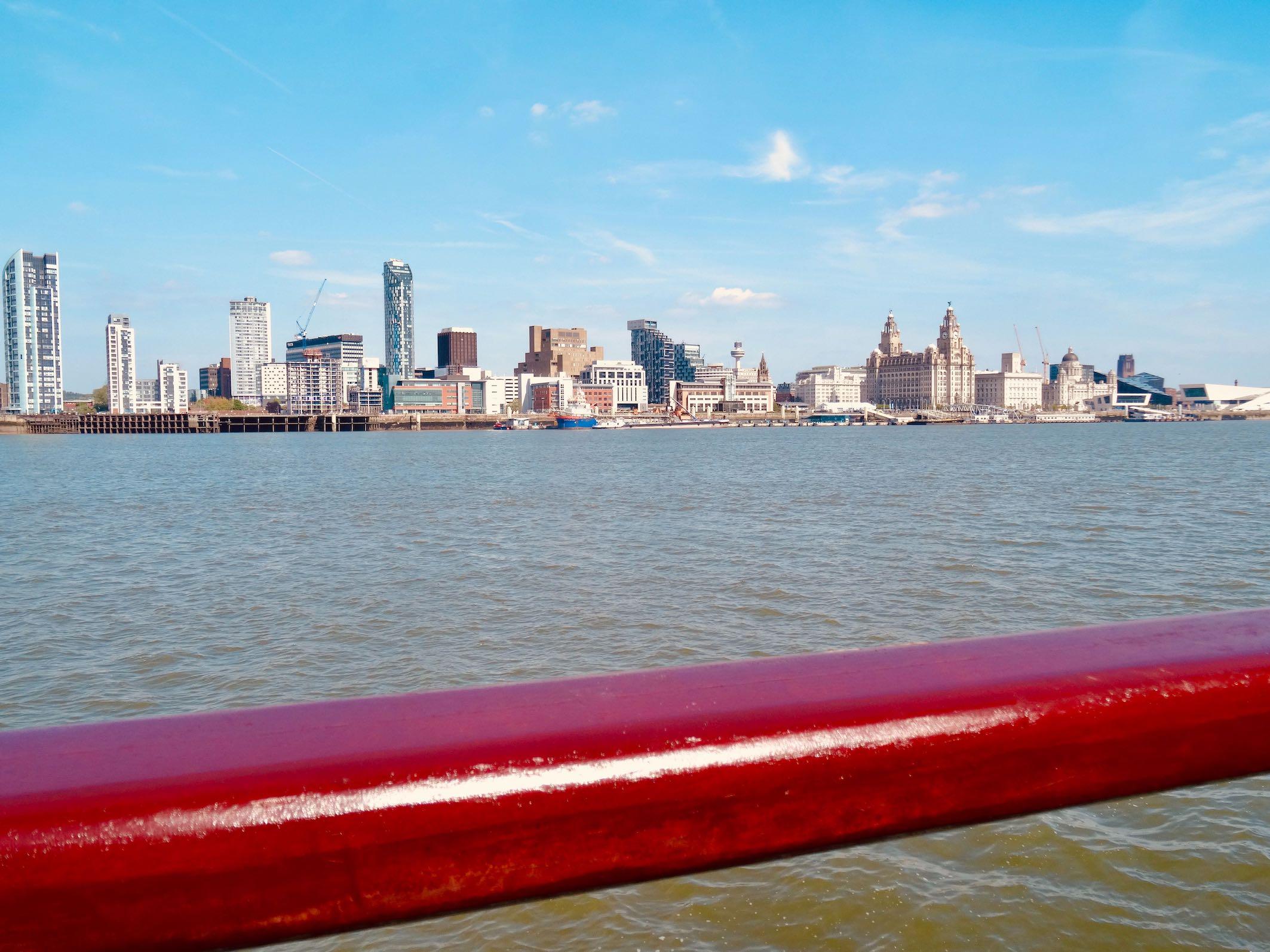 River Mersey Explorer Cruise Liverpool