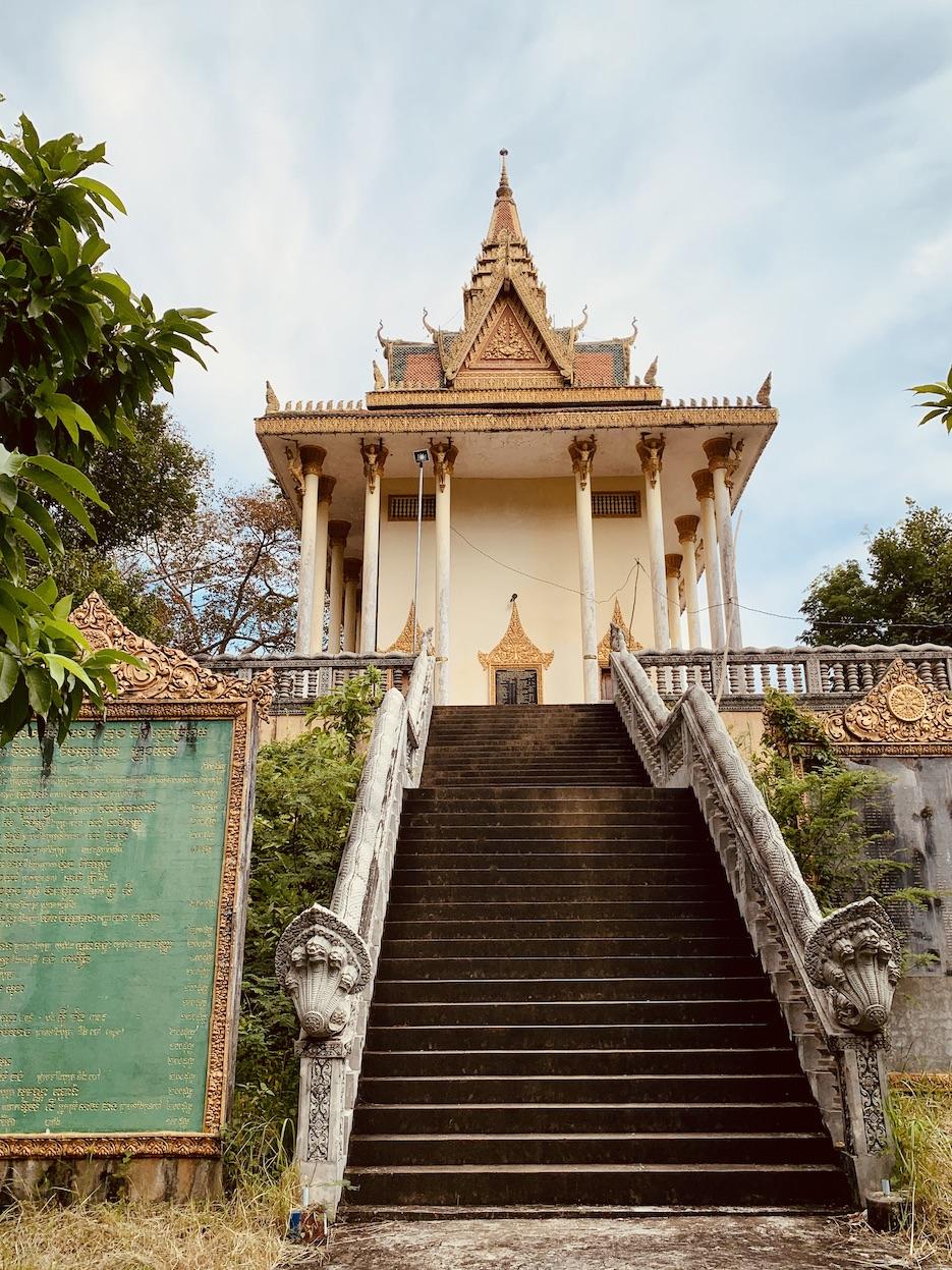 Samathi Pagoda Kep.