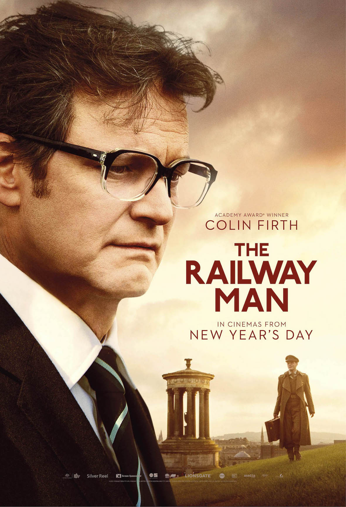 The Railway Man movie Colin Firth.