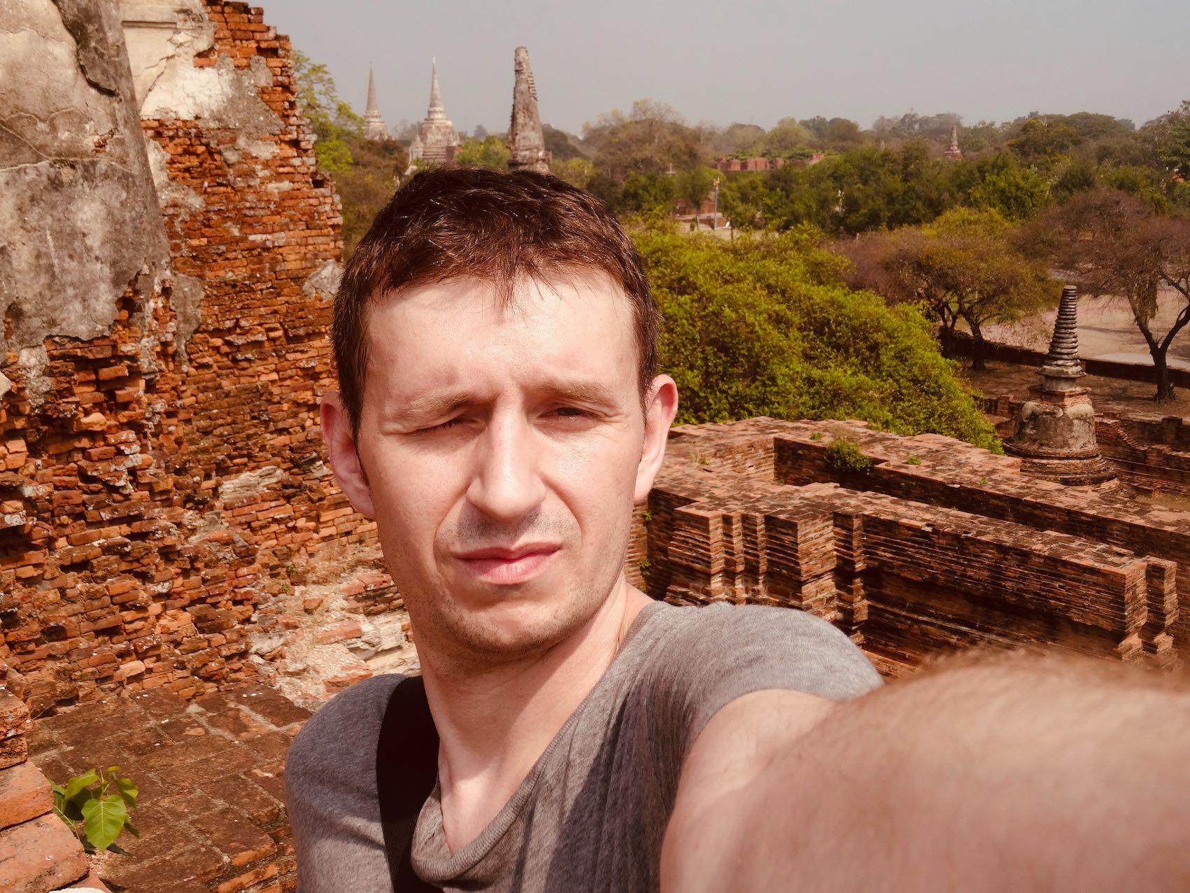 Travel guide Ayutthaya Historical Park