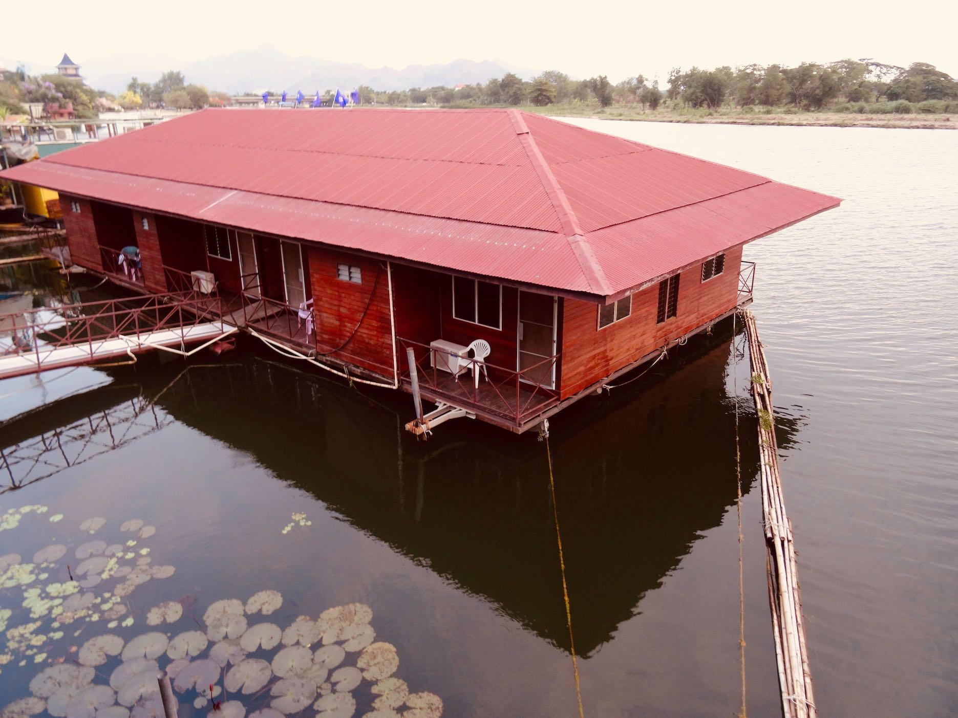 VN Guesthouse Kanchanaburi.
