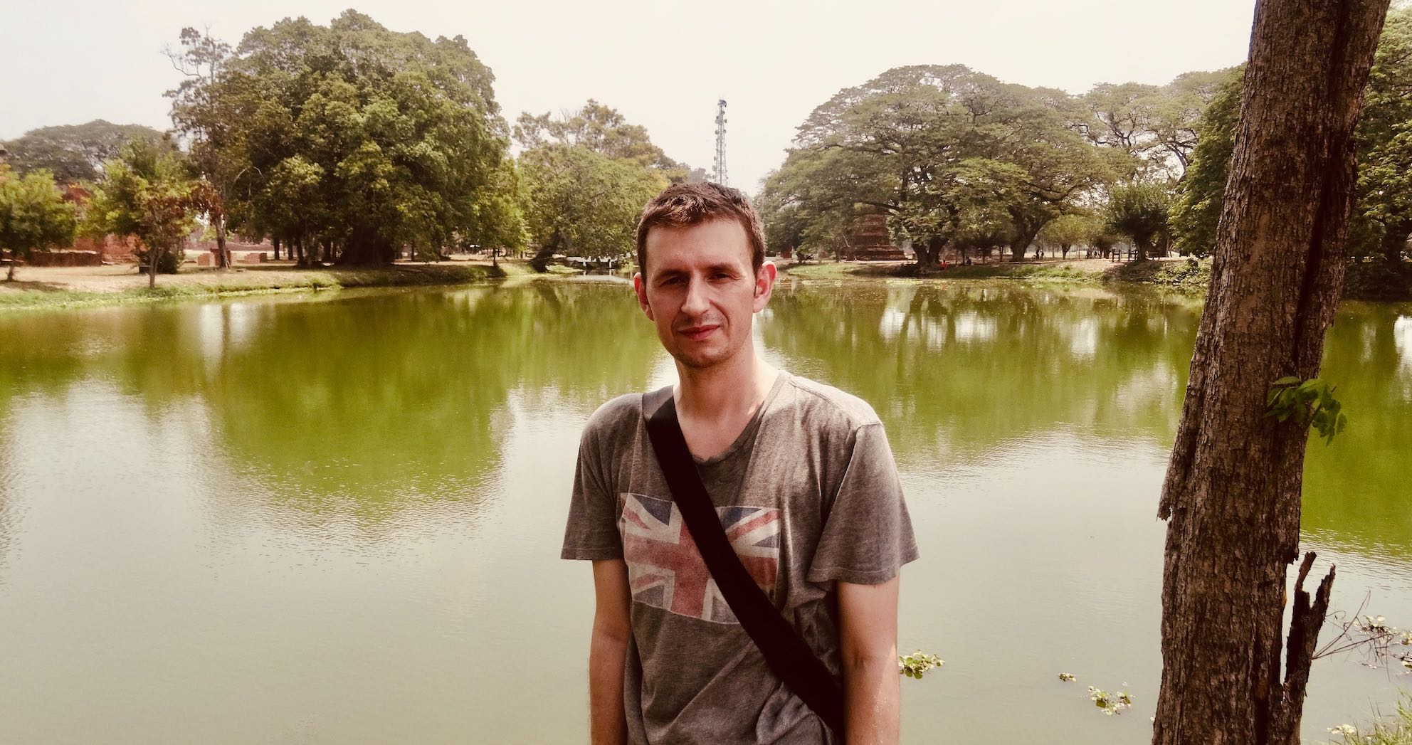 Visit Ayutthaya Thailand.