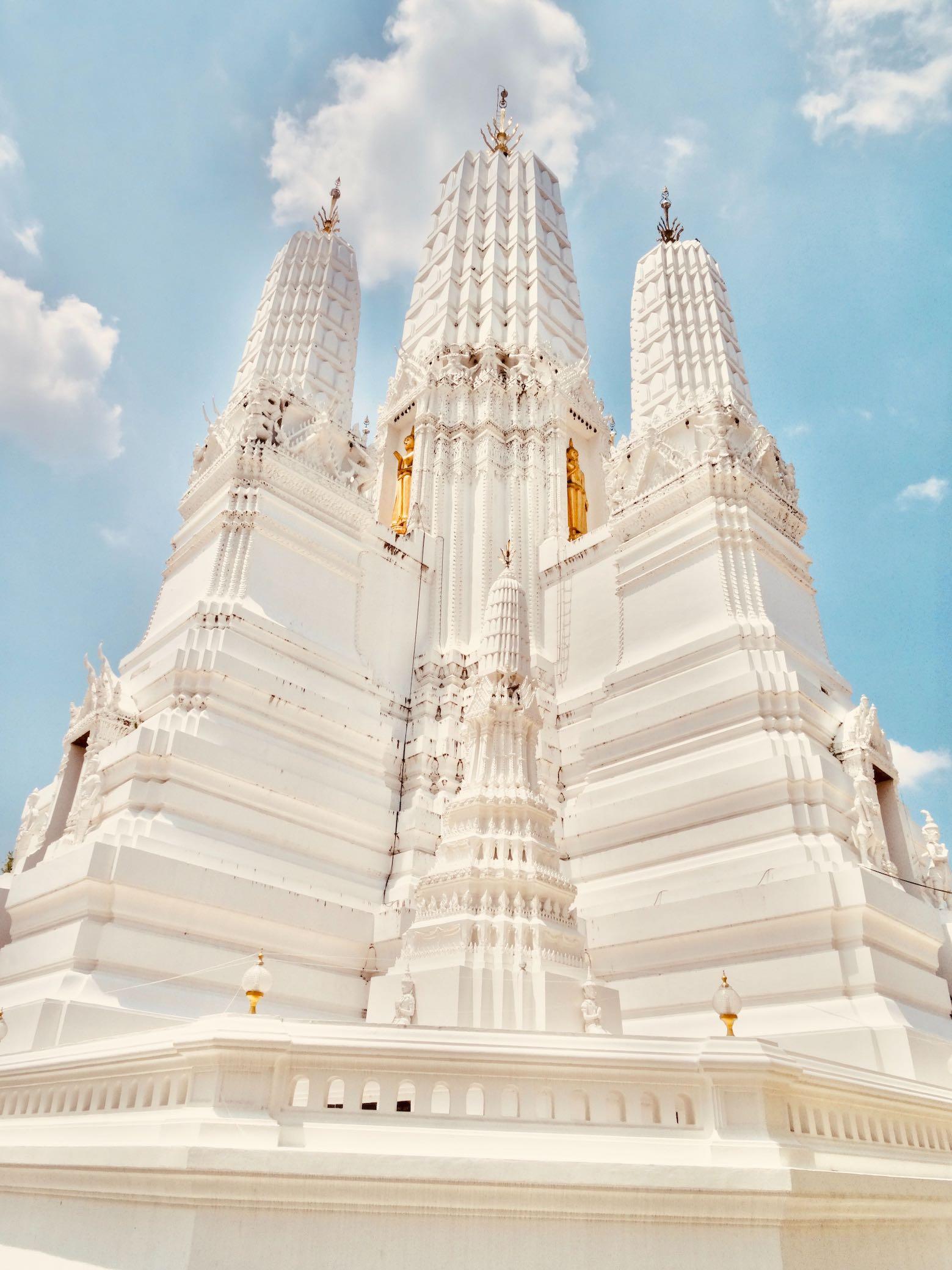 Wat Mahathat Worawihan Temple in Phetchaburi