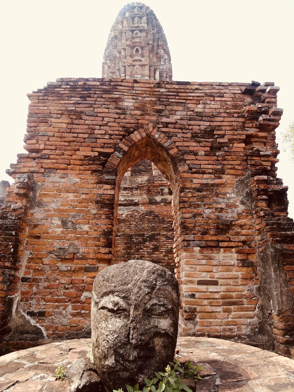 Wat Phra Ram Ayutthaya Historical Park