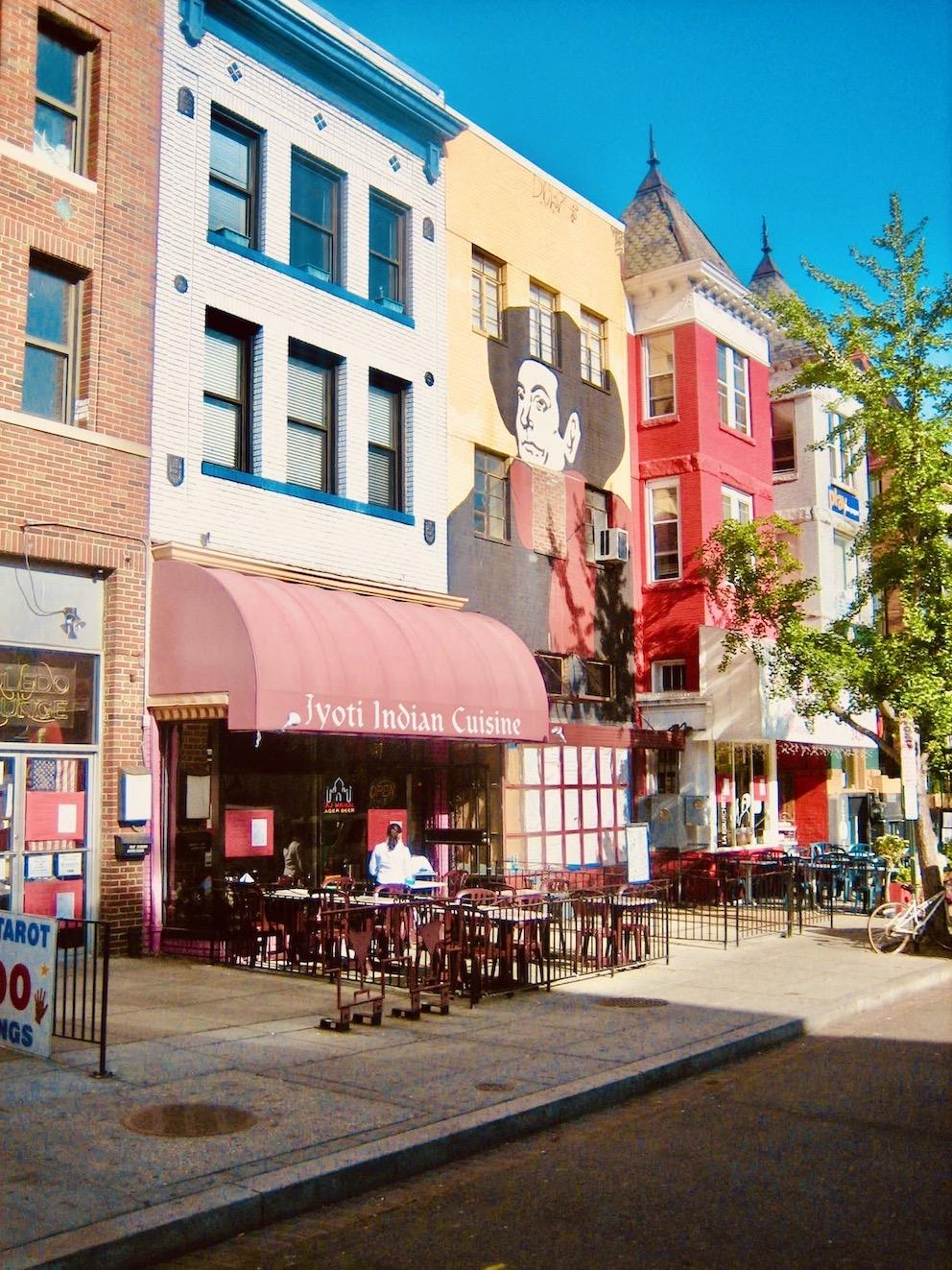 18th Street Adams Morgan Washington DC