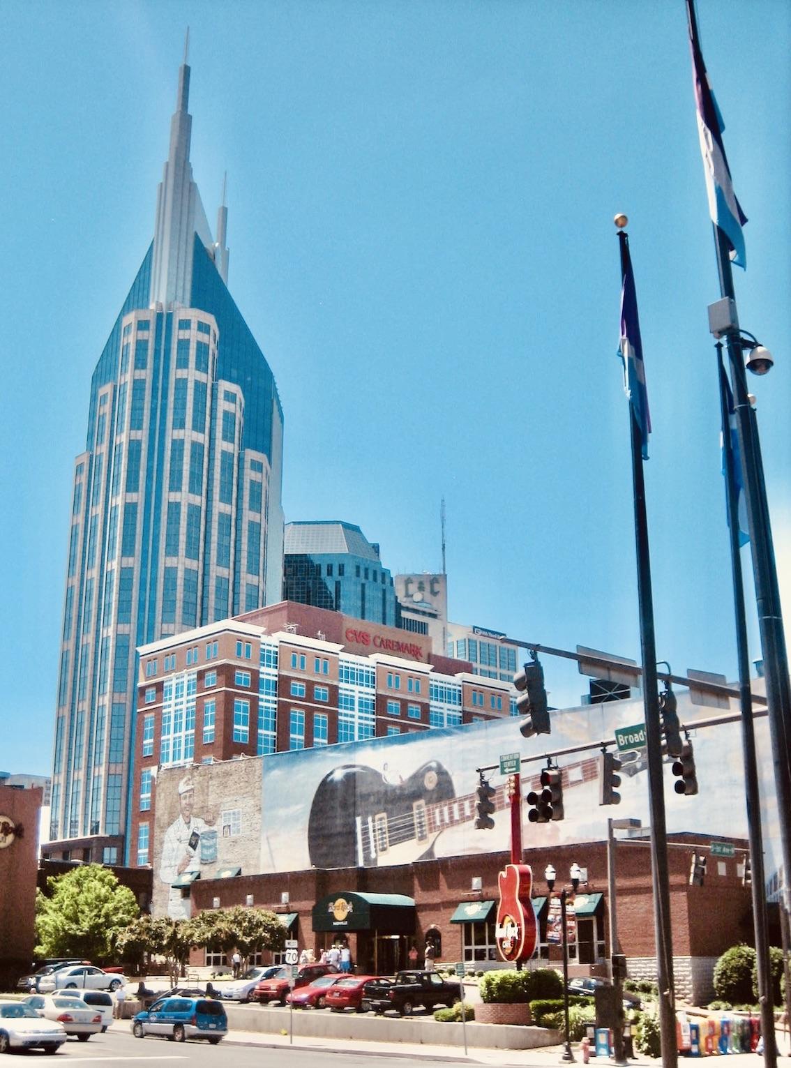 AT&T Building Nashville Nostalgia.