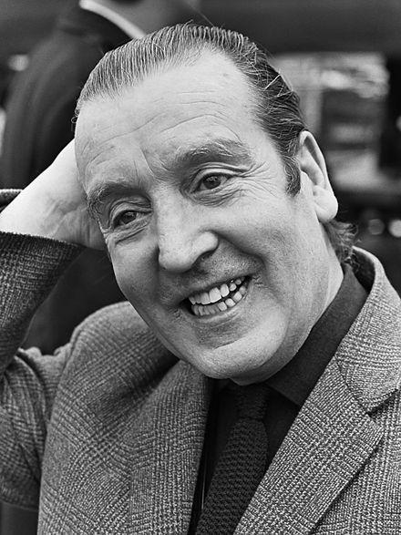 Alfred Lennon John Lennon's father.