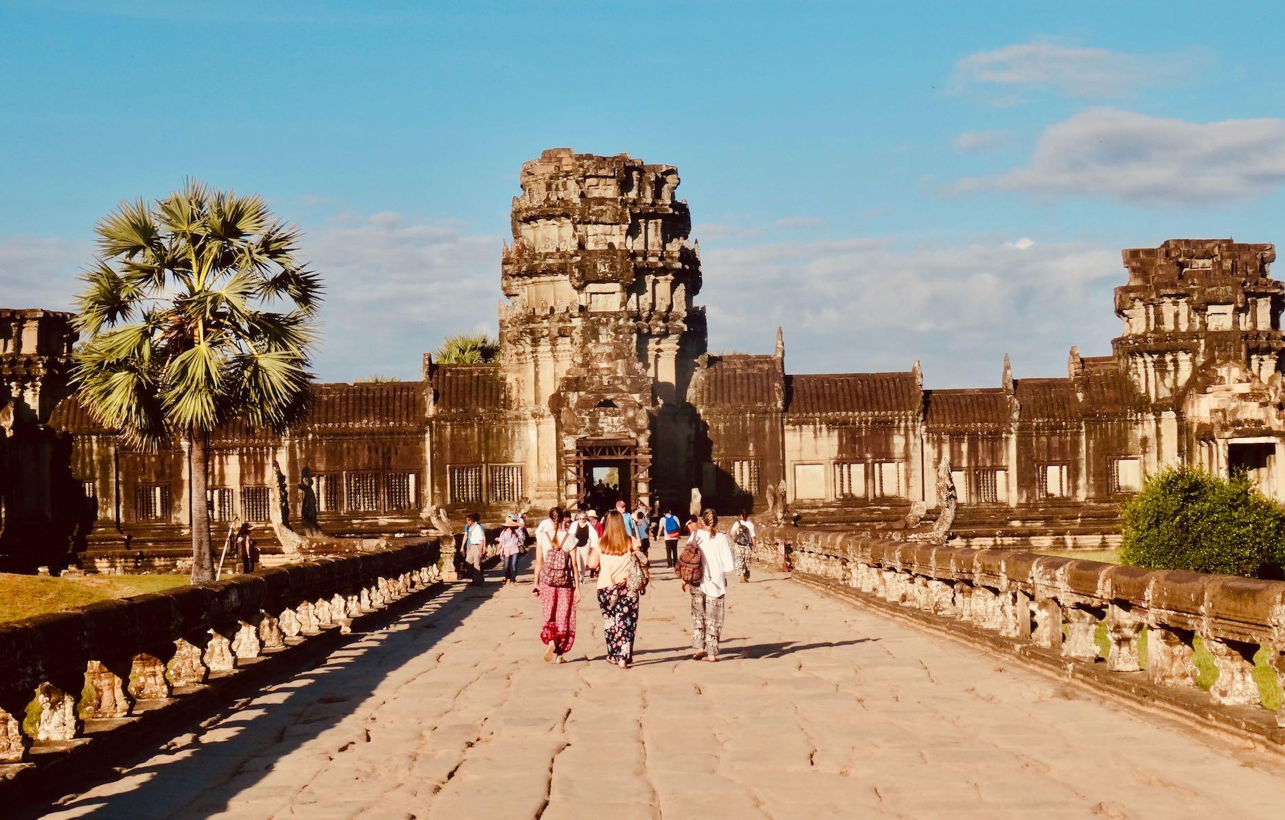 Angkor Wat December 2015.