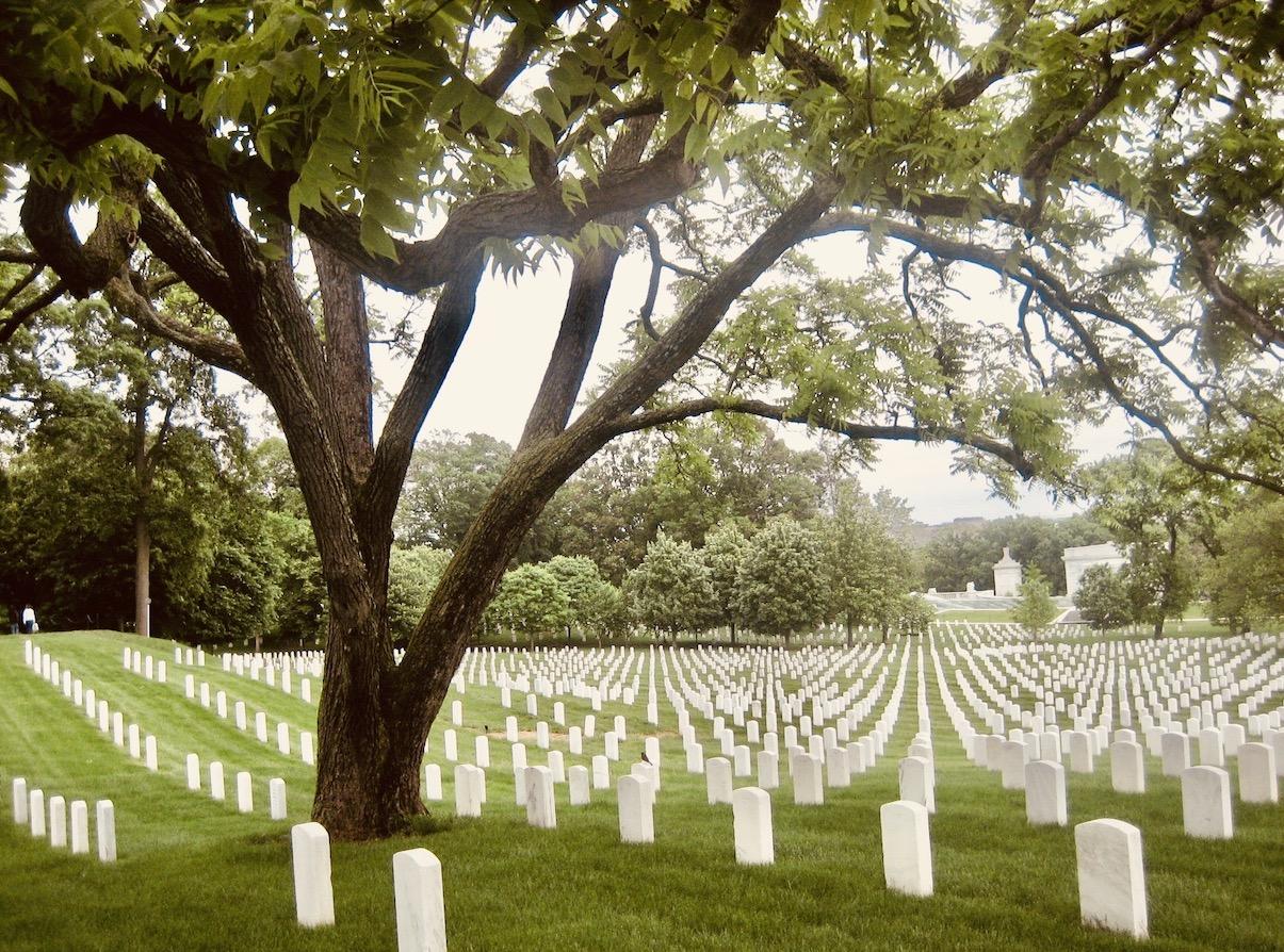 Arlington Cemetery Washington DC.