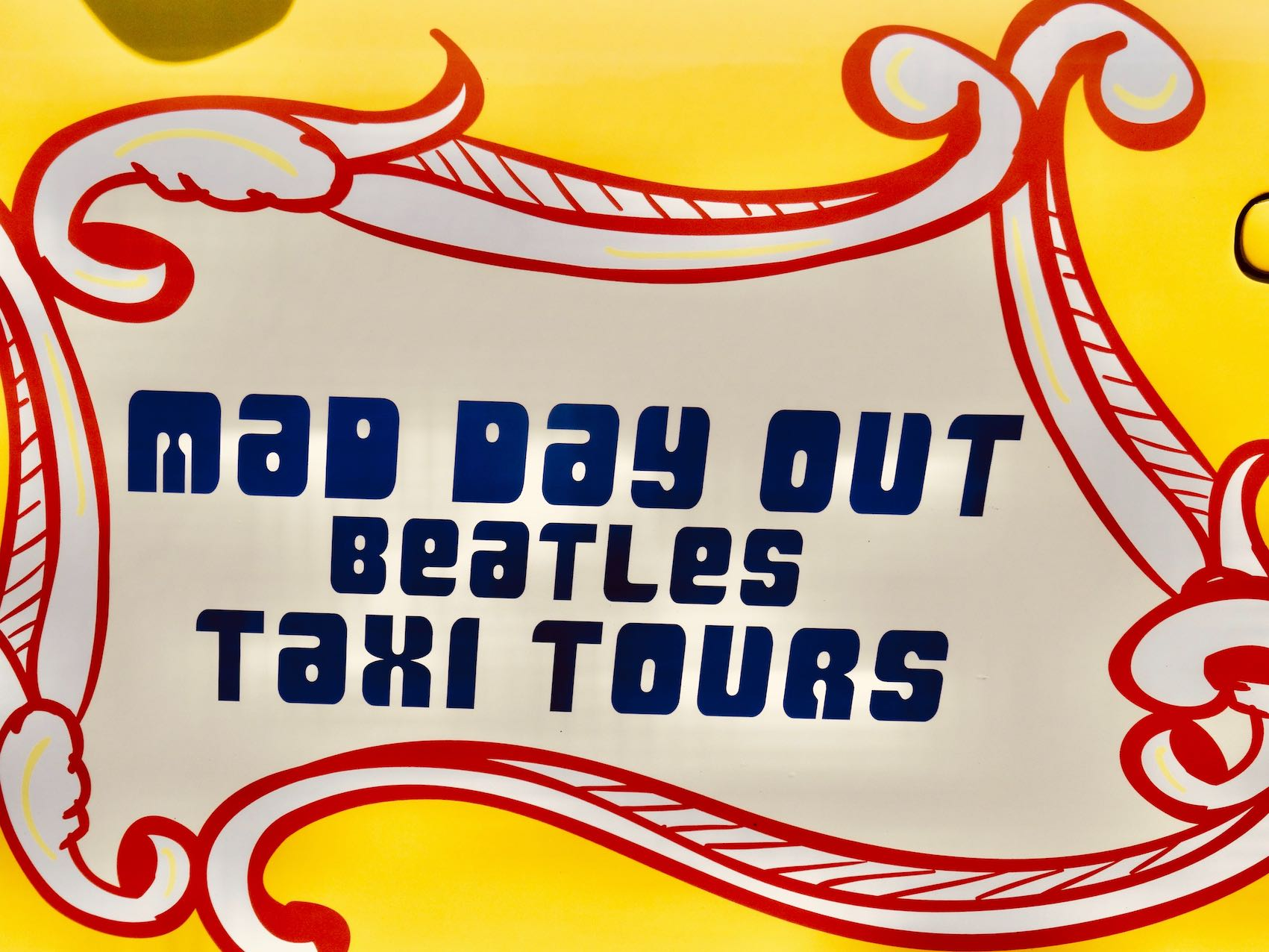 Best Beatles Taxi Tour in Liverpool.