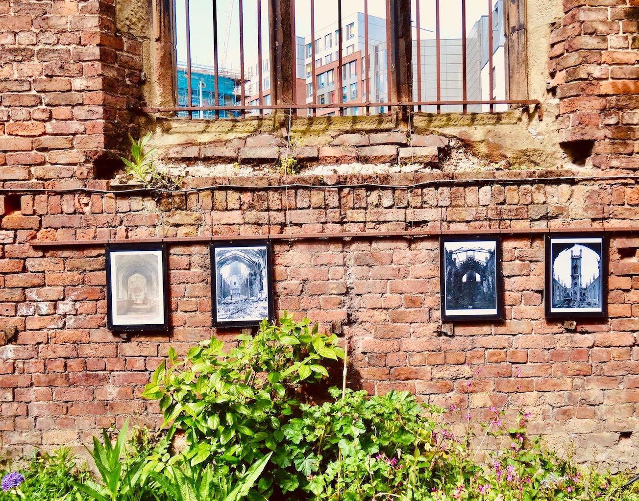 Church Ruin in Liverpool.