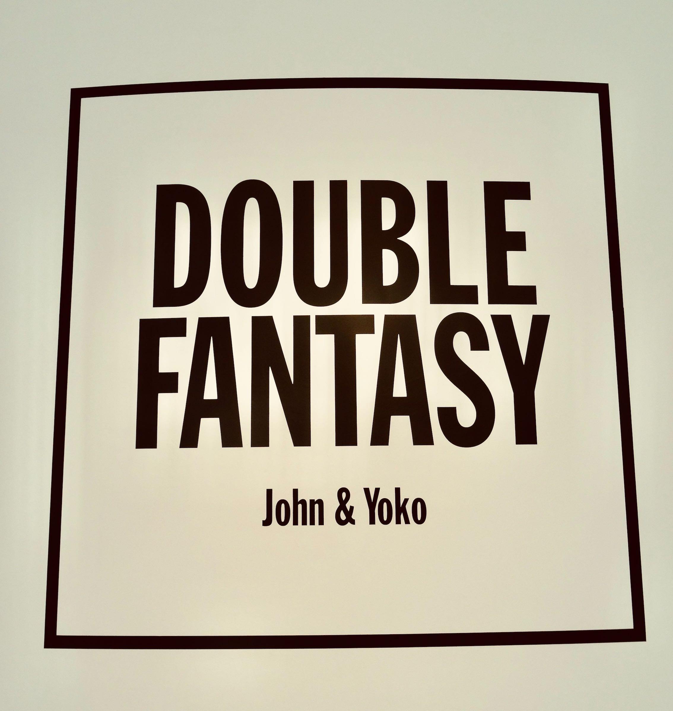 Double Fantasy Exhibition Liverpool