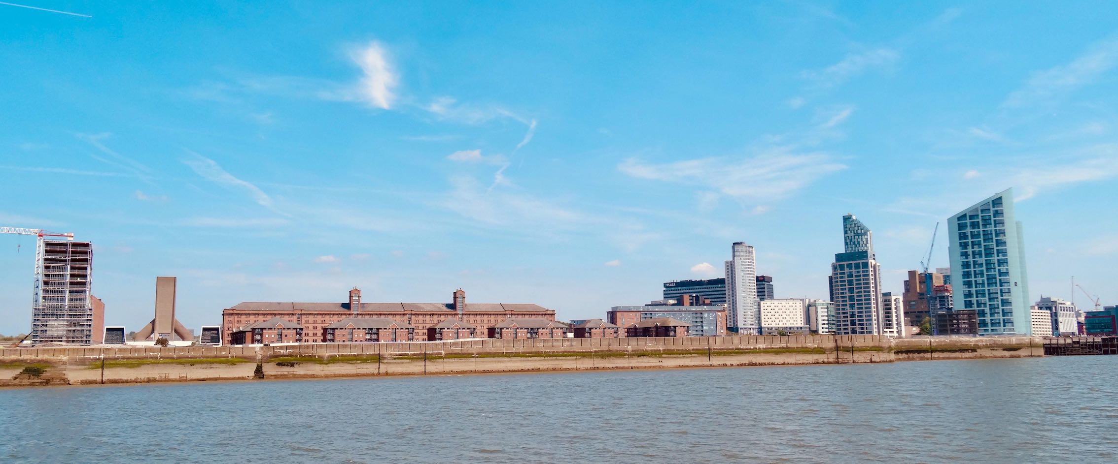 Experience the Ferry Cross the Mersey in Liverpool