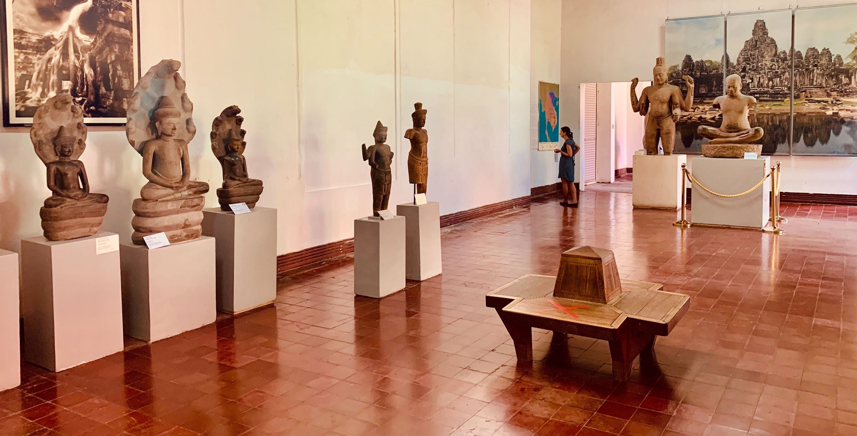 Exploring The National Museum of Cambodia