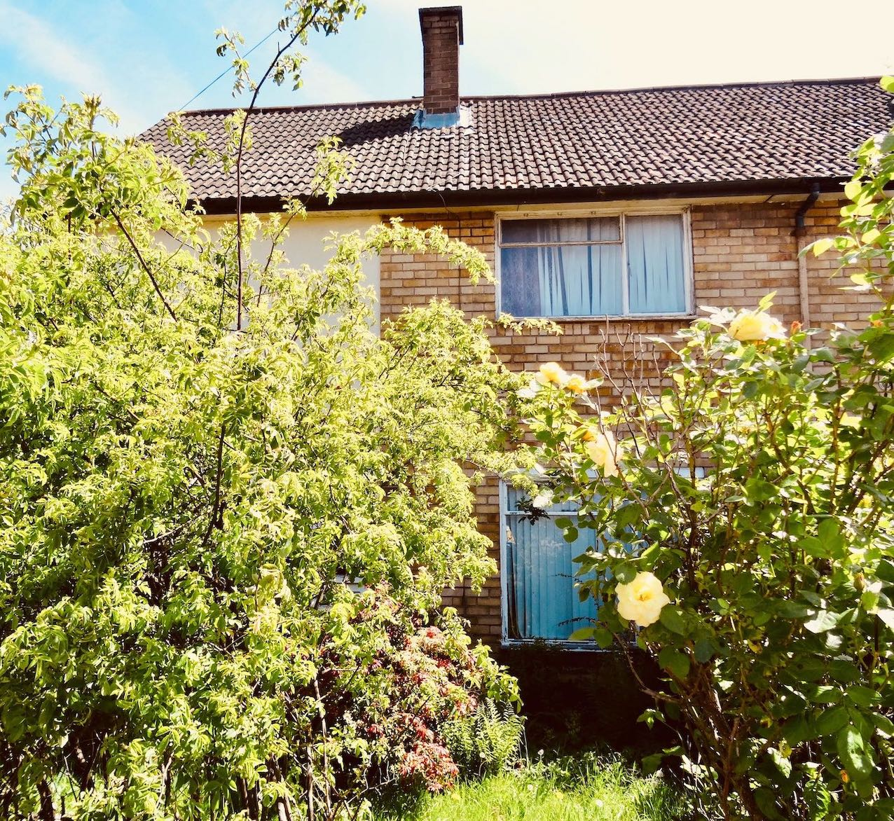 George Harrison childhood home Liverpool