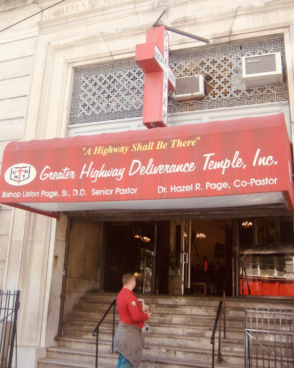 Greater Highway Deliverance Temple NYC
