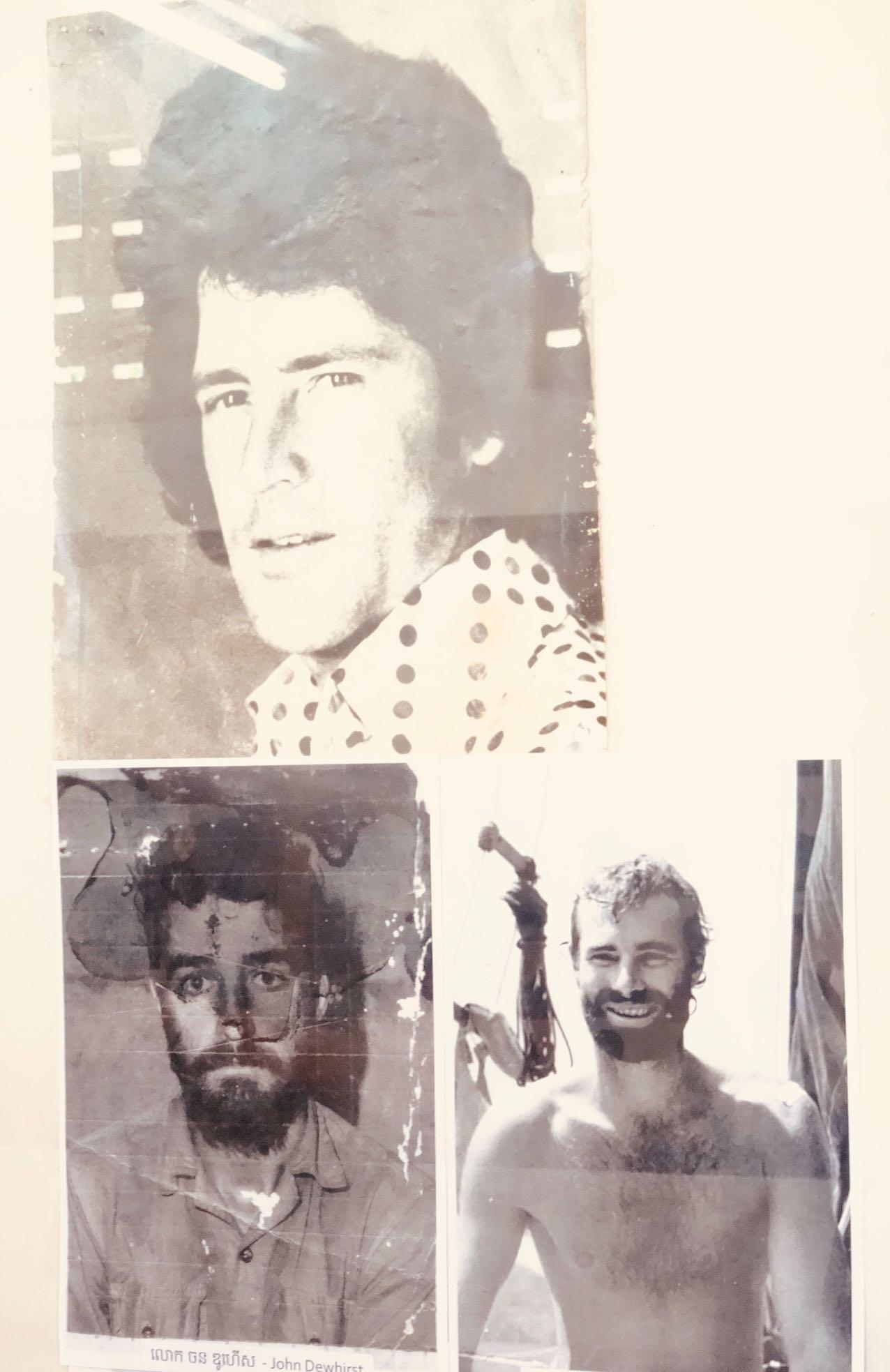 Kerry Hamill New Zealander Cambodian genocide victim