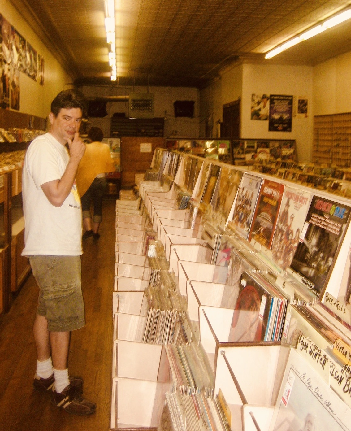 Lawrence Record Shop 1954 - 2016