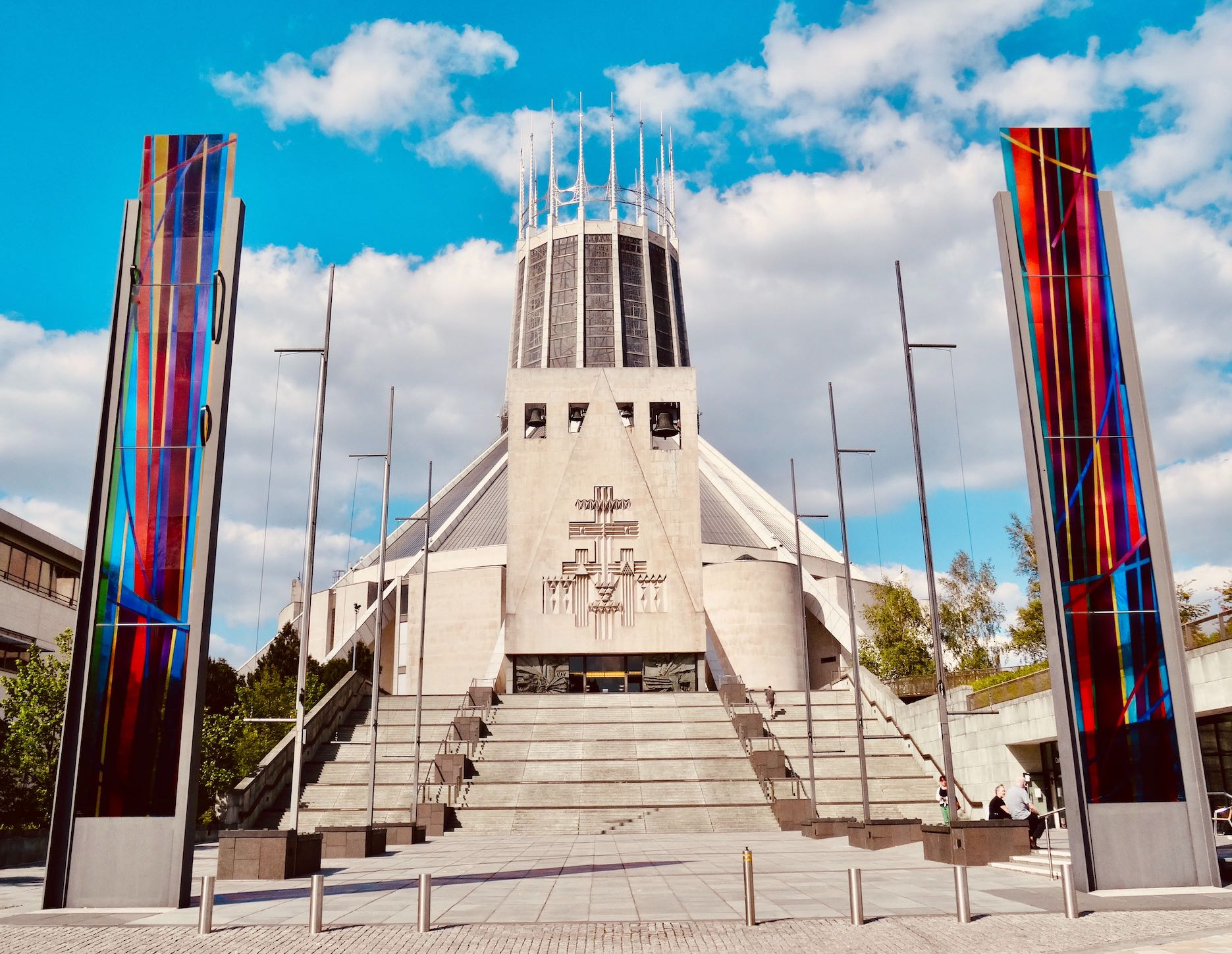 Liverpool Metropolitan Cathedral Paddy's Wigwam