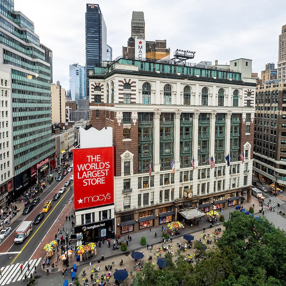 Macy's Herald Square New York City
