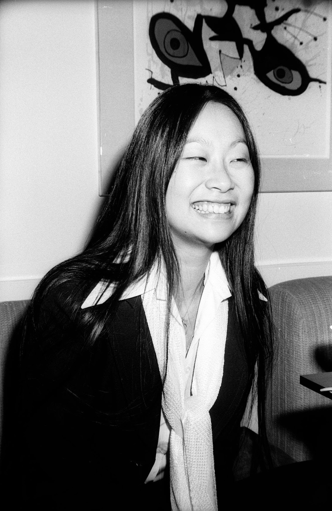 May Pang American Music Executive.