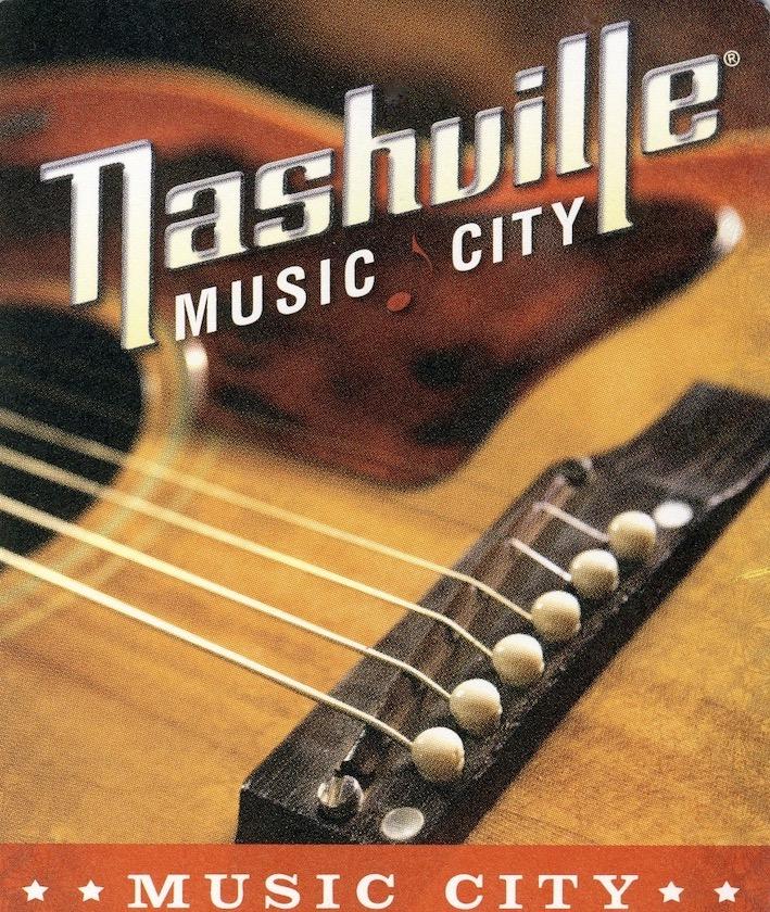 Nashville Music City.