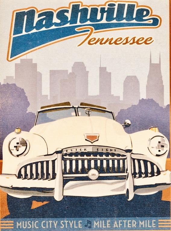 Nashville Music City Style.