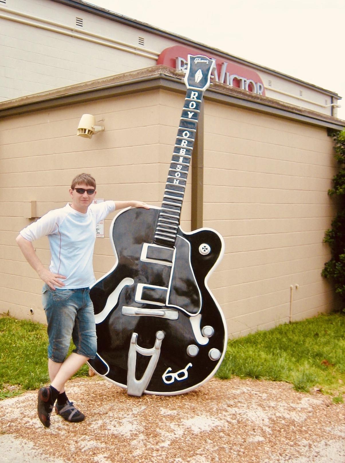 Nashville Nostalgia RCA Studio B.