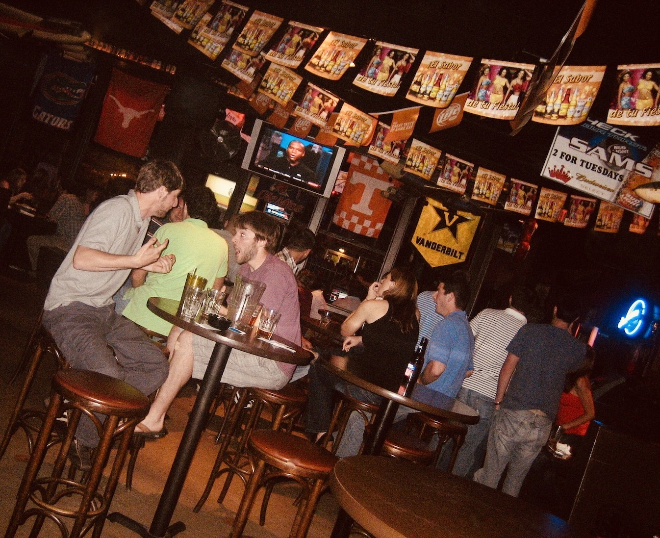 Nashville Nostalgia Sam's Place.
