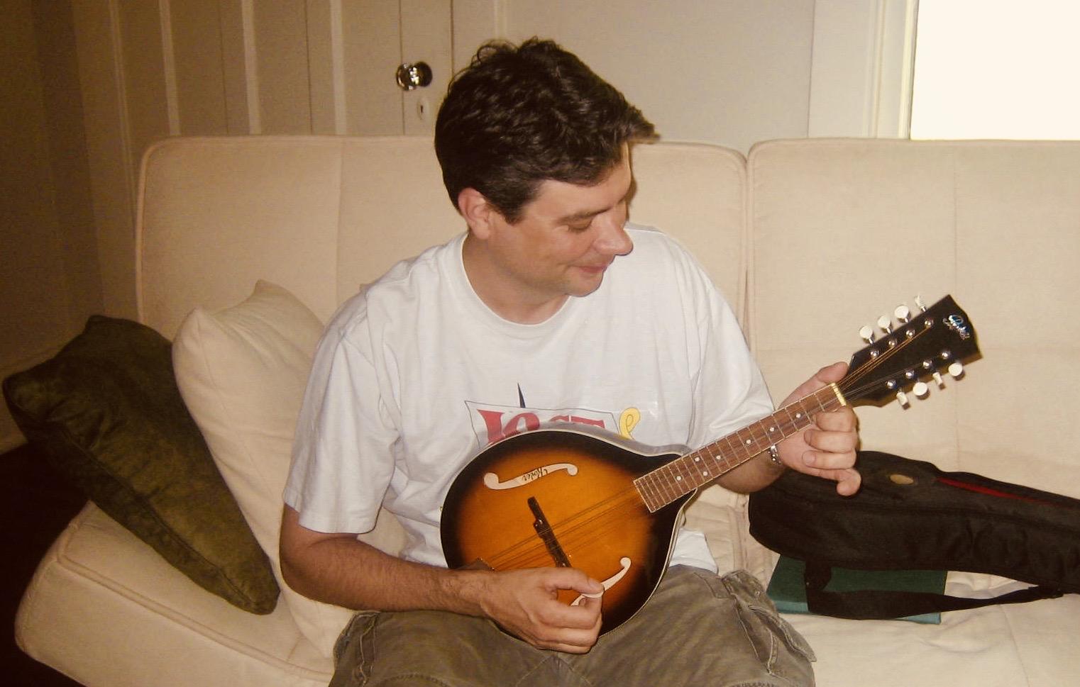 Nashville Nostalgia banjo time.