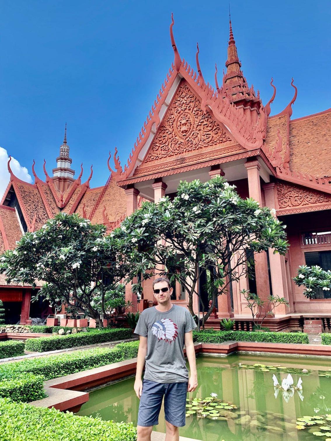 National Museum Cambodia.