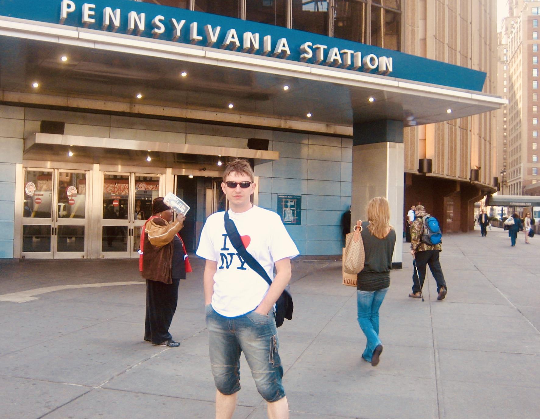New York City Nostalgia Pennsylvania Station