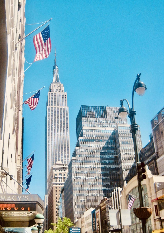 New York Nostalgia The Empire State Building