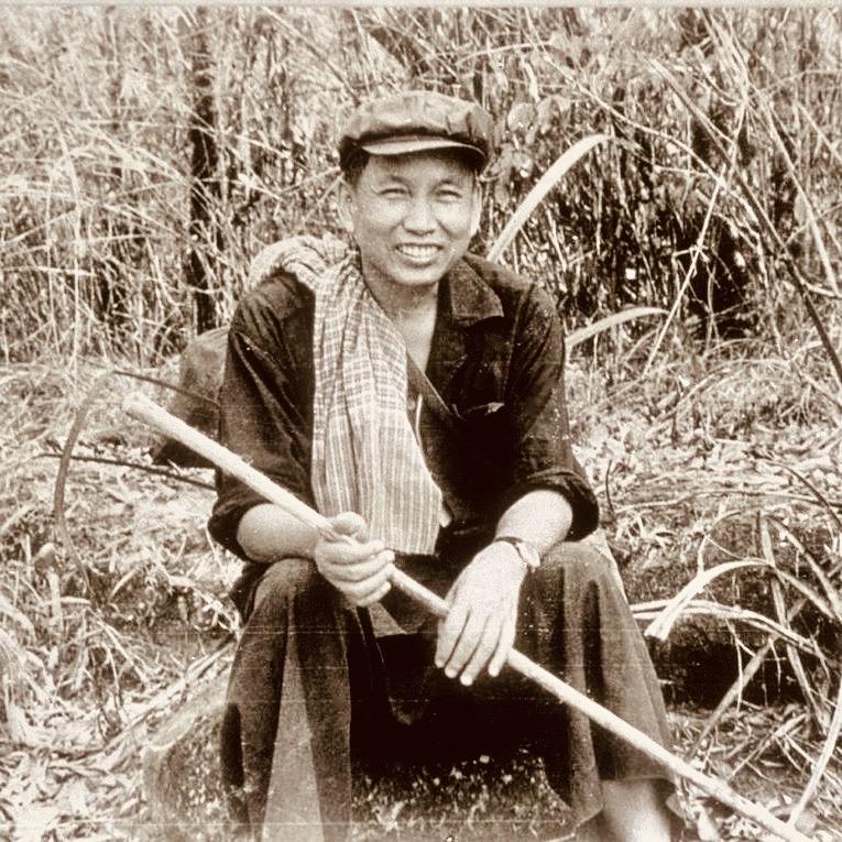 Pol Pot Cambodian dictator.