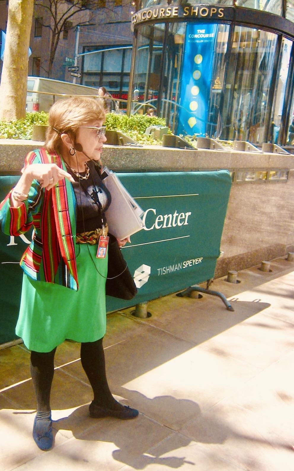 Rockefeller Center Walking Tour NYC