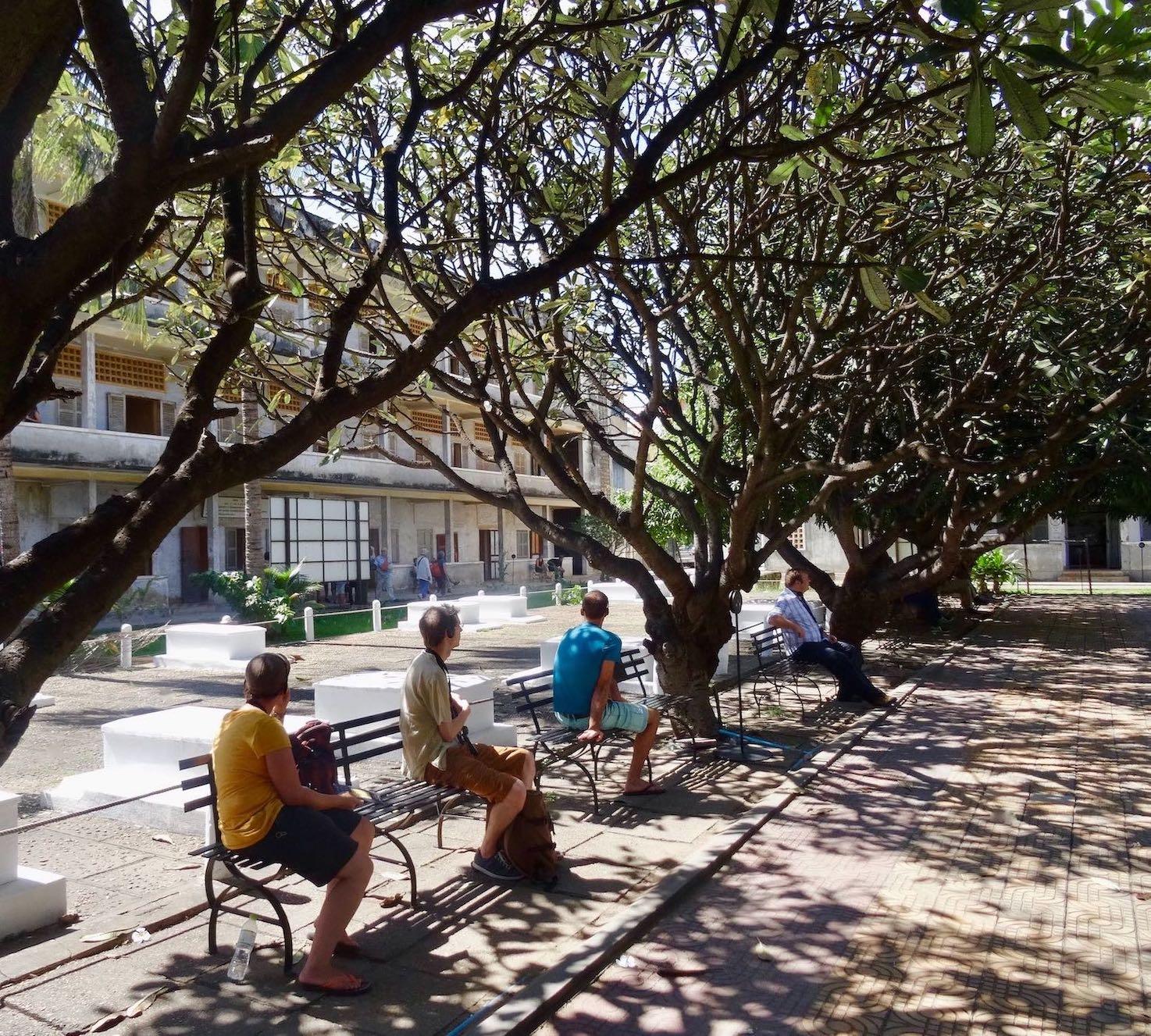 S21 Torture centre and prison Phnom Penh Cambodia