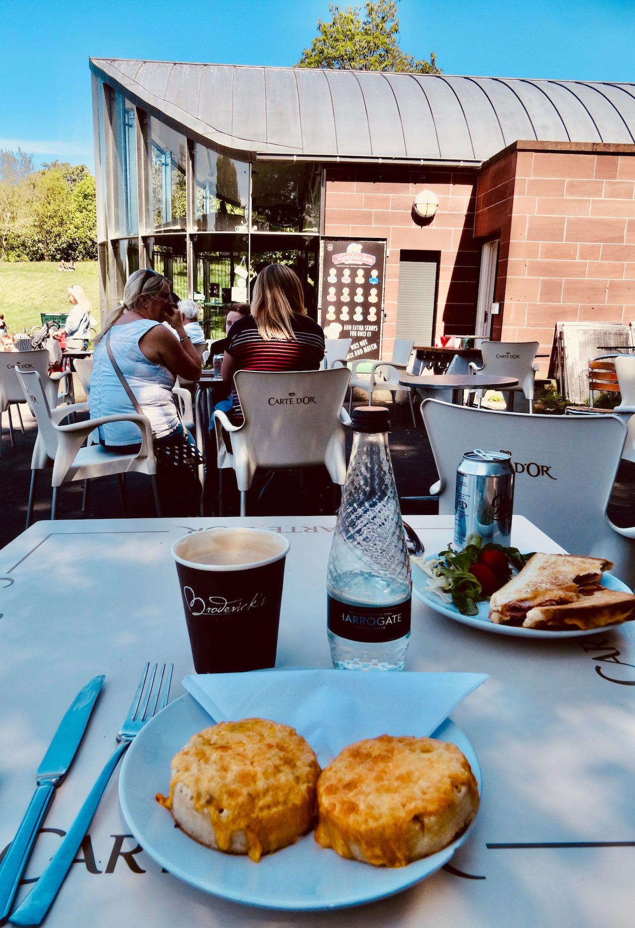 Sefton Park Cafe Liverpool.