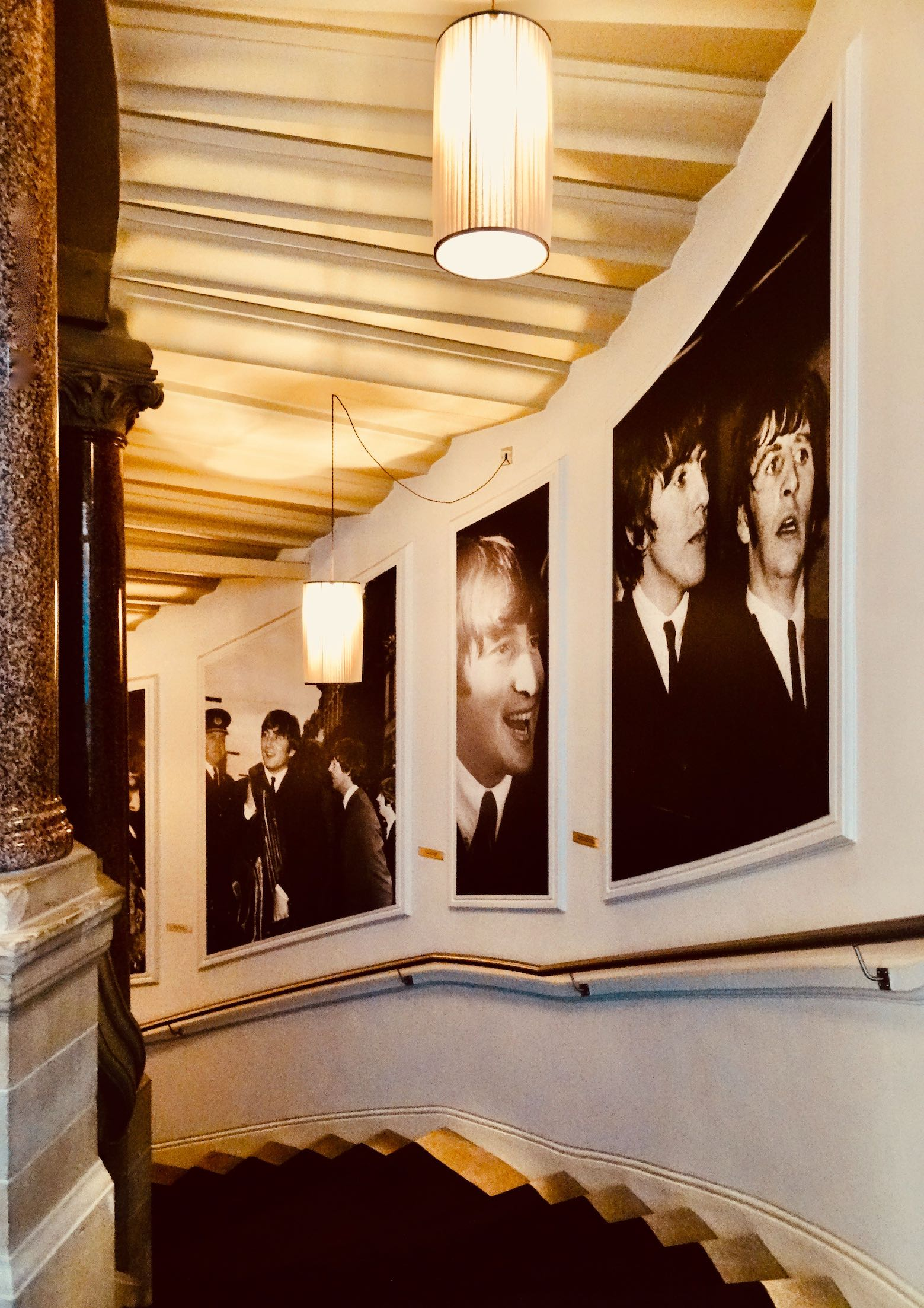 Stay at The Hard Days Night Hotel Liverpool